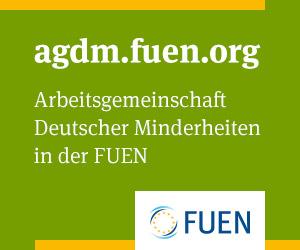 Pressemitteilung der Arbeitsgemeinschaft Deutscher Minderheiten (AGDM) in der FUEN zum Aufruf der Landesbeauftragten für Heimatvertriebene und Spätaussiedler anlässlich des nationalen Gedenktages für die Opfer von Flucht und Vertreibung