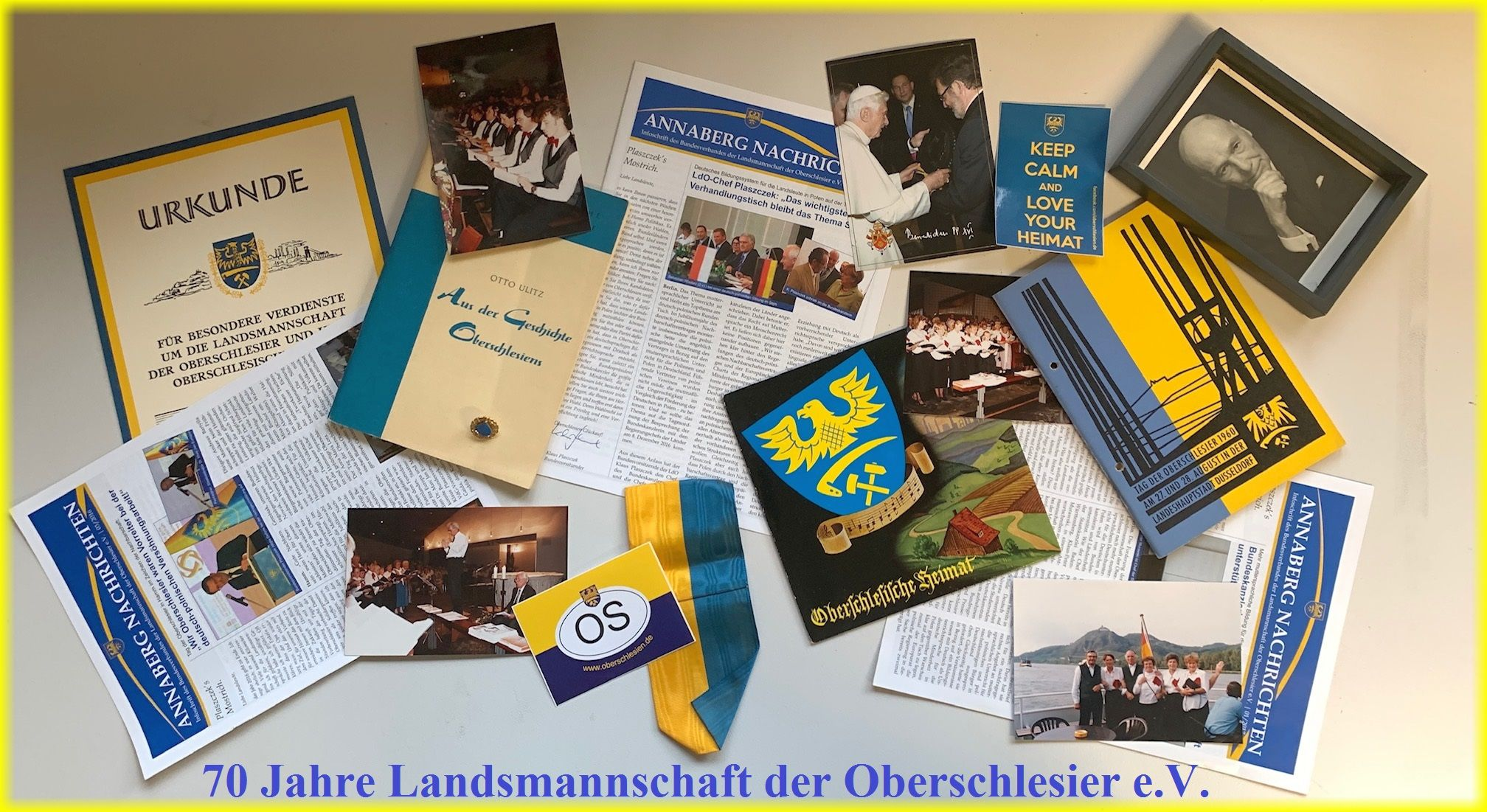70. Jubiläum der Landsmannschaft der Oberschlesier e.V.