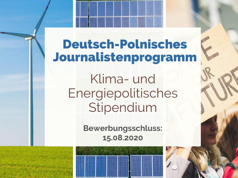 Deutsch-Polnisches Journalistenprogramm