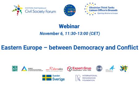 Osteuropa - zwischen Demokratie und Konflikt