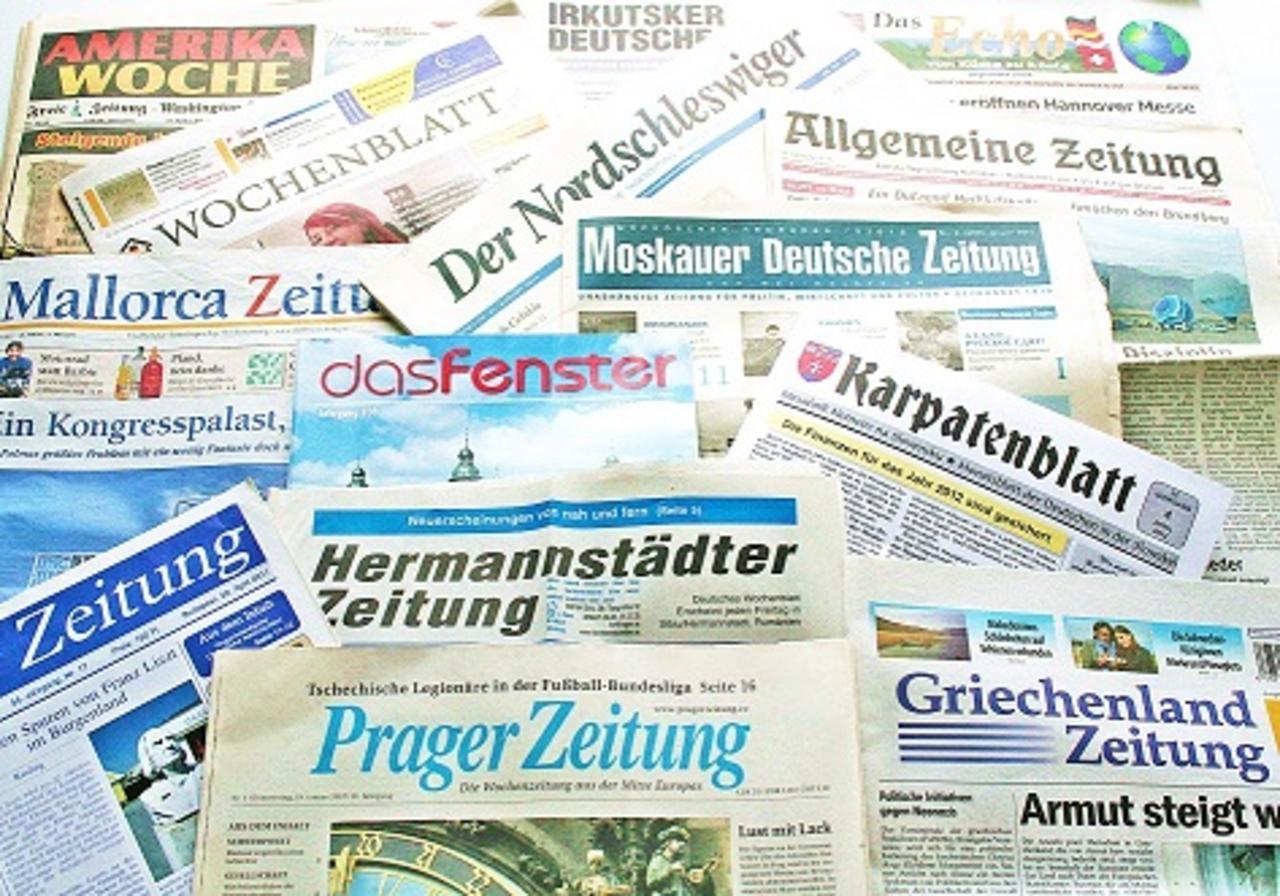 Medienpraktikum im Ausland