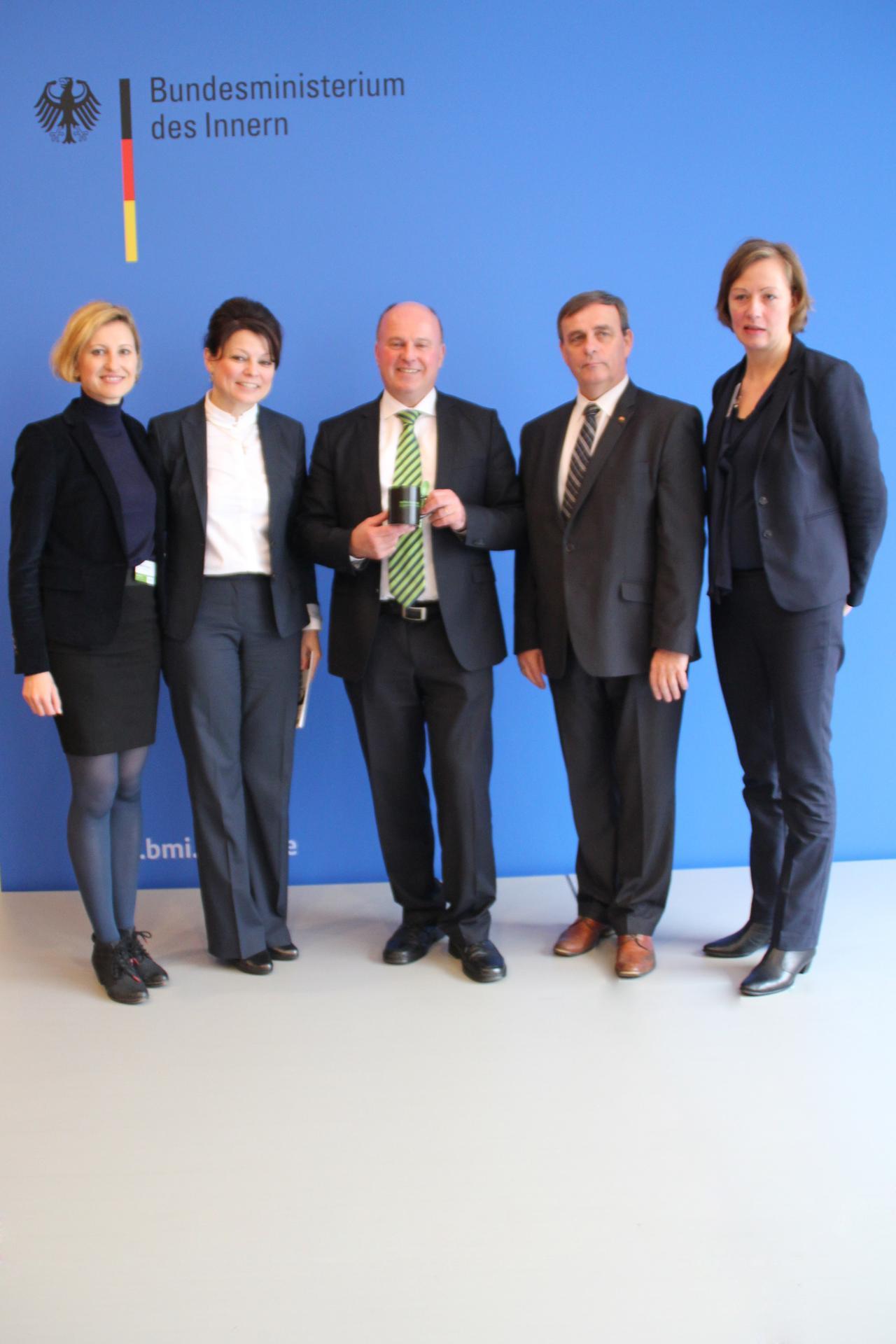 Grünes Licht für die kommenden 25. Jahre -  Jubiläumstagung in Berlin