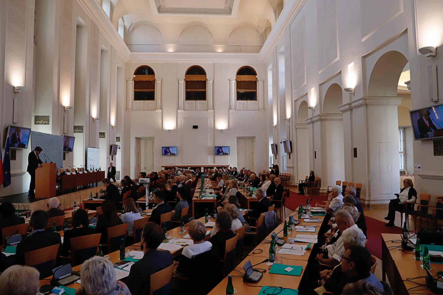 Konferenz und kulturelle Großveranstaltung der Landesversammlung abgesagt