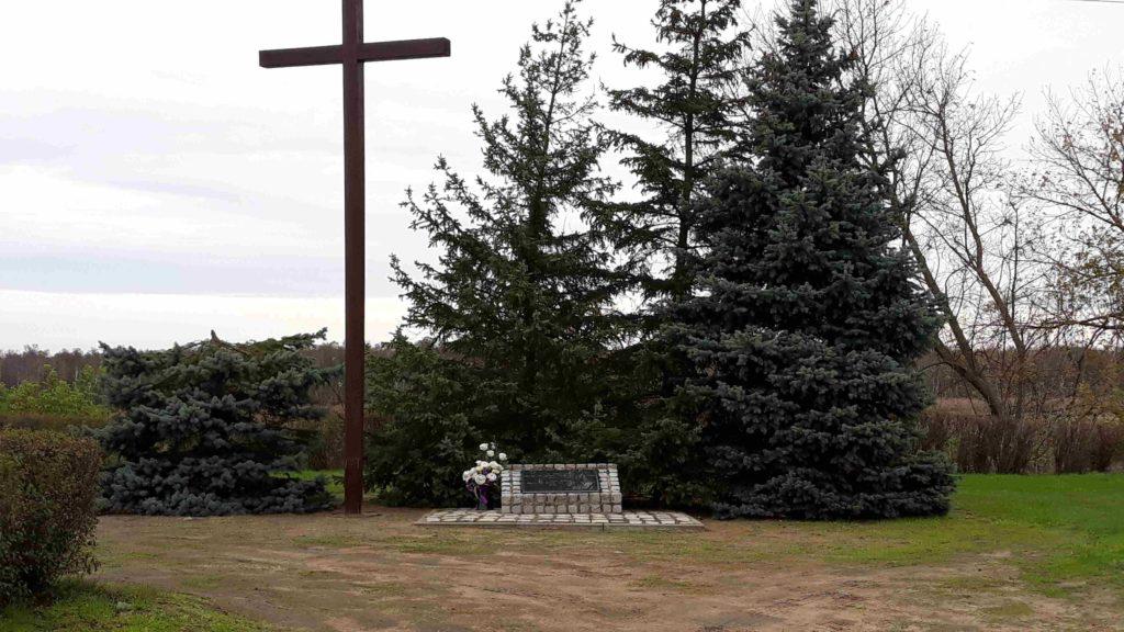 Gedenken an alle Lageropfer in Potulitz / Upamiętnienie ofiar obozu w Potulicach