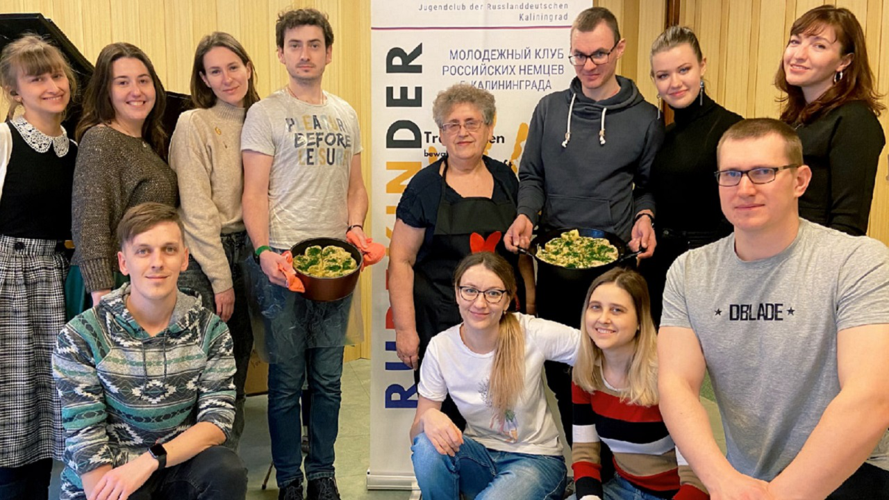 Kulinarischer Workshop in Kaliningrad