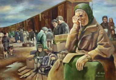 Tag des Gedenkens an die Opfer der Deportation der Krimdeutschen