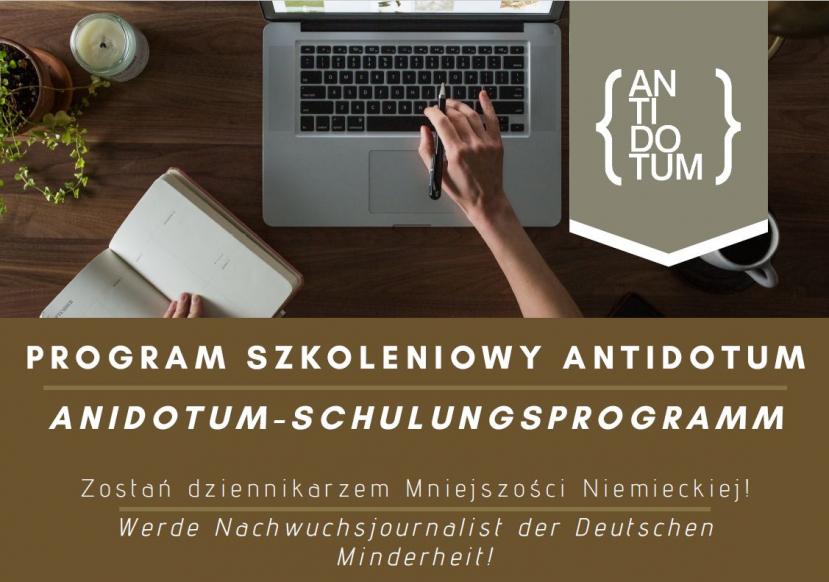 Rekrutierung für das Projekt für junge Journalisten!