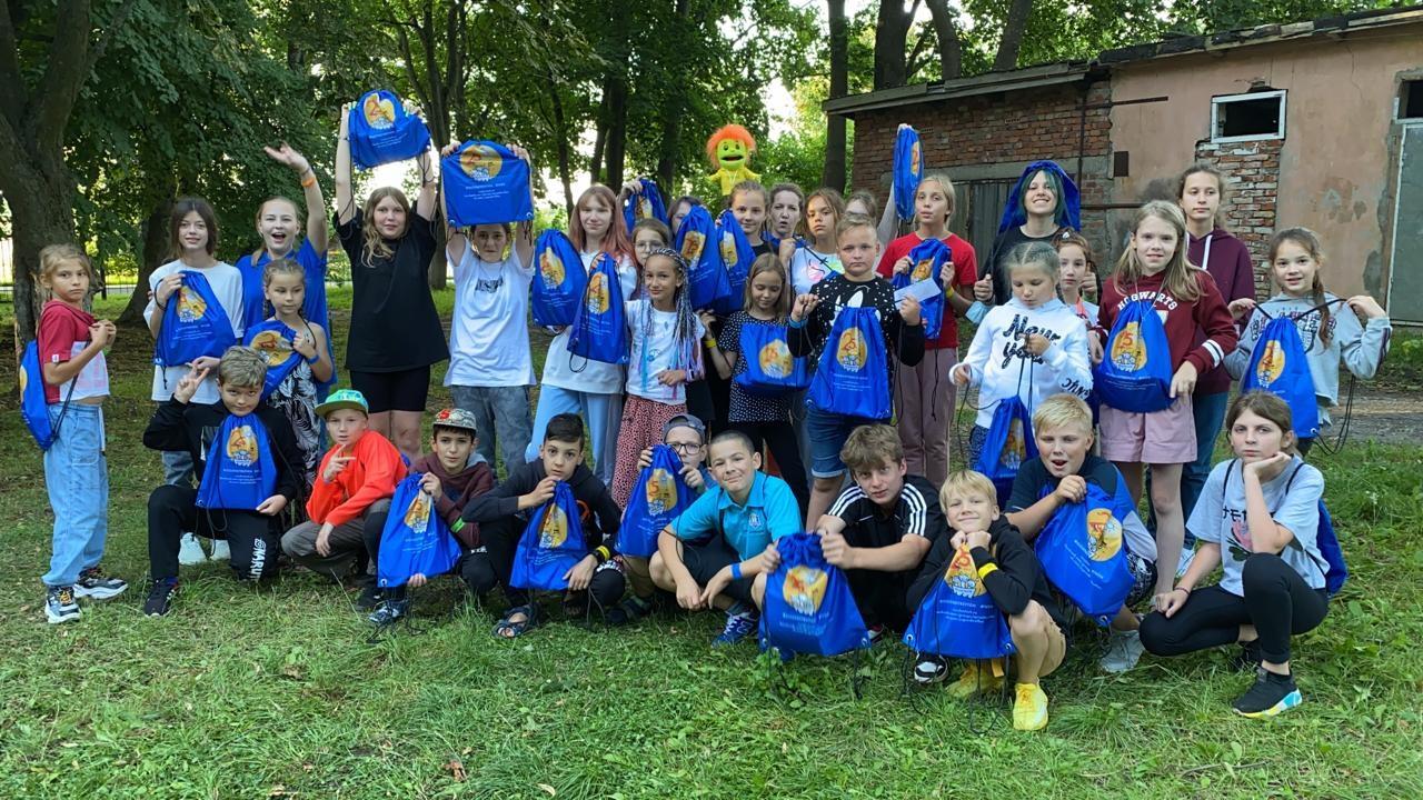 """Junge """"Akademiker"""" aus Kaliningrad lernen die Geschichte ihres Volkes kennen"""