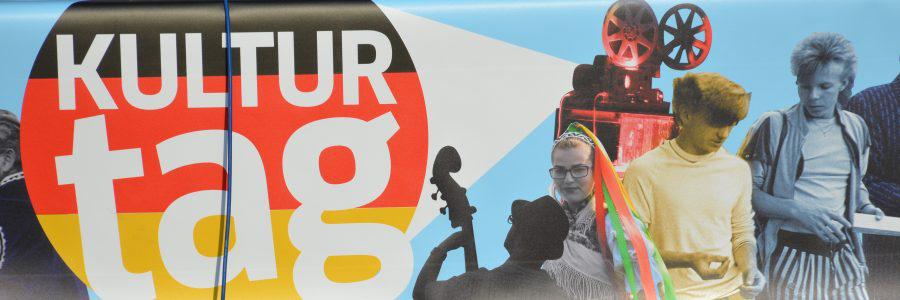 Deutscher Kulturtag im Zeichen der Vielfalt
