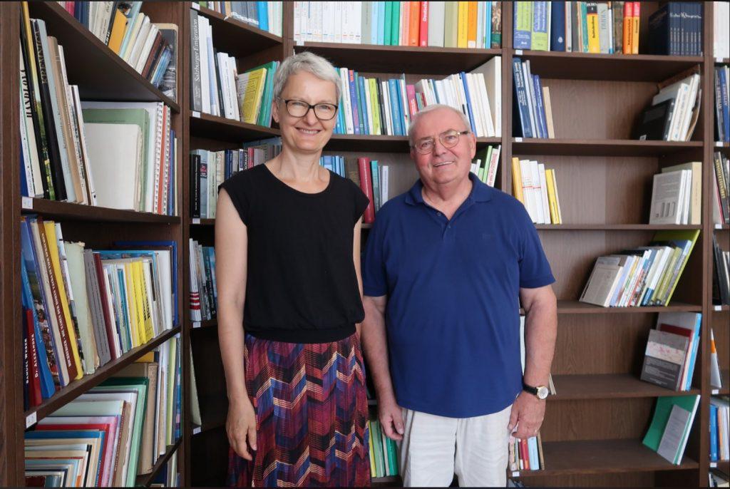 Podcast: Im Gespräch mit Botschafterin Barbara Wolf