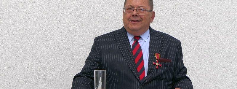 Bundesverdienstkreuz für Dr. Michal Bochin