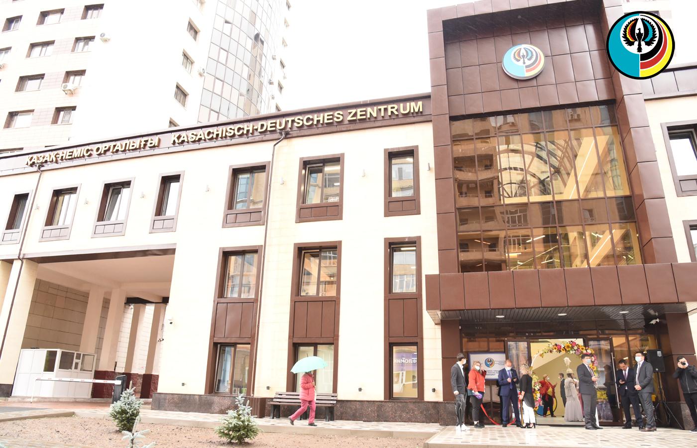 Das Kasachisch-Deutsche Zentrum öffnet seine Türen
