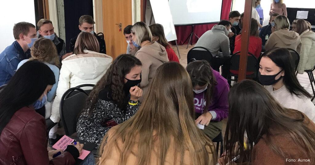 Rat des VDJK in Karaganda: kooperieren, verbinden, informieren