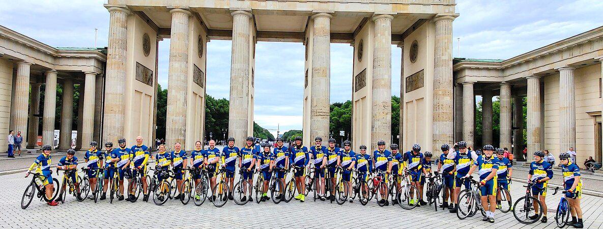 Hallo Berlin – hier sind wir